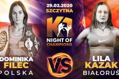 Night of champions (Szczytna 29.02.2020)